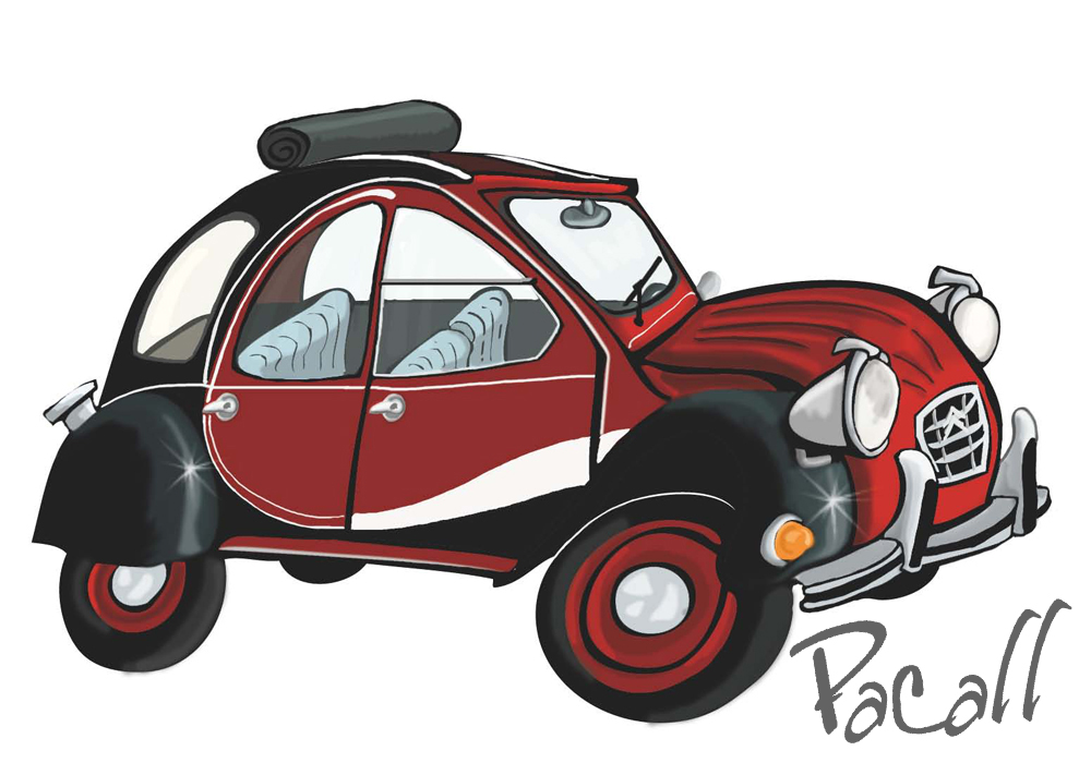 Pacall 2cv